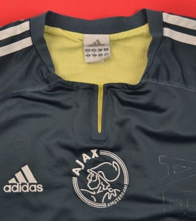 2003-04 AJAX AMSTERDAM SHIRT XL