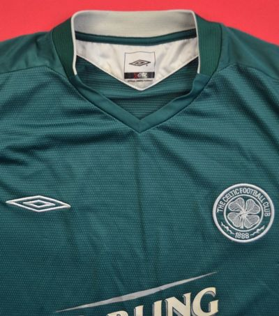 2003-04 CELTIC GLASGOW XXXL