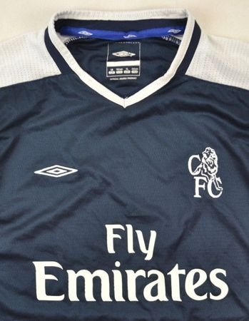 2004-05 CHELSEA LONDON SHIRT L. BOYS