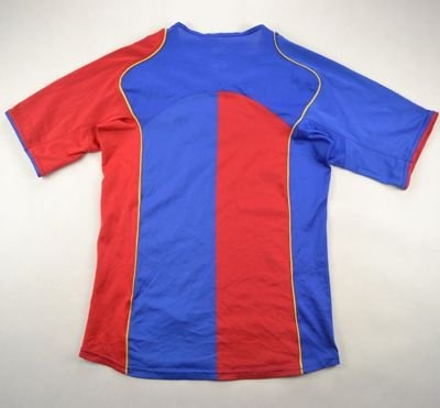 2004-05 FC BASEL SHIRT XL. BOYS