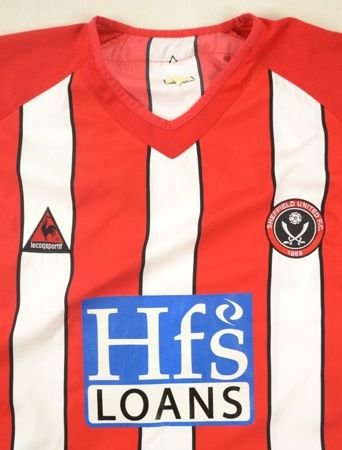 2004-05 SHEFFIELD UNITED SHIRT XL