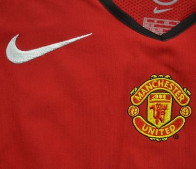 2004-06 MANCHESTER UNITED SHIRT S. BOYS