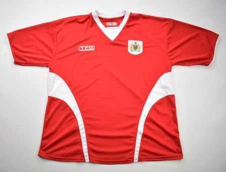 2005-06 BRISTOL CITY SHIRT L