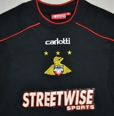 2005-06 DONCASTER ROVERS SHIRT S