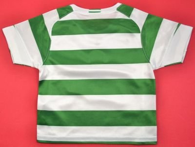 2005-07 CELTIC SHIRT SIZE 2 YEARS