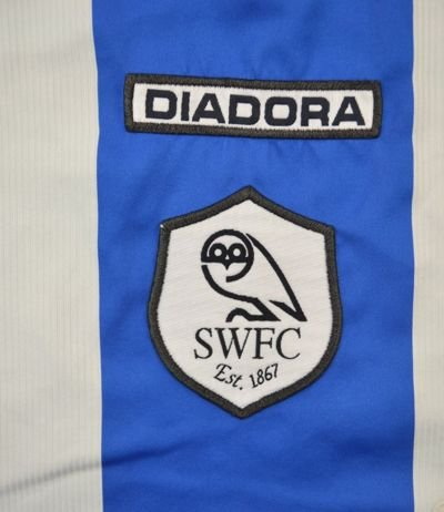 2005-07 SHEFFIELD WEDNESDAY SHIRT XL