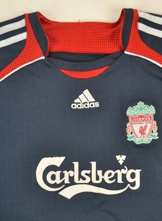2006-07 LIVERPOOL GOALKEEPER TOP L. BOYS