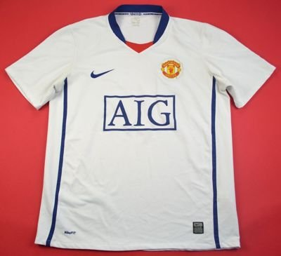 2006-07 MANCHESTER UNITED SHIRT M