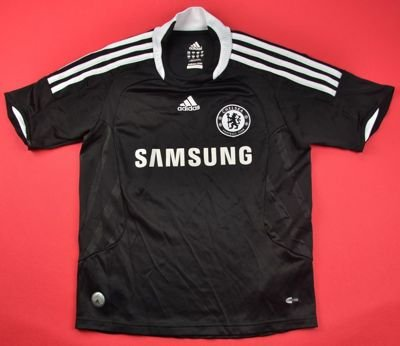 2006-08 CHELSEA LONDON SHIRT M. BOYS