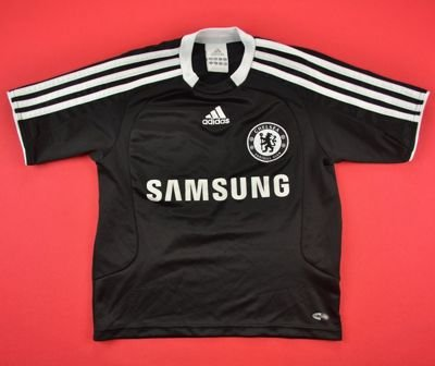 2006-08 CHELSEA LONDON SHIRT SIZE 6/7 YERAS