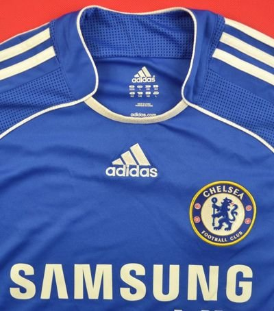 2006-08 CHELSEA LONDON SHIRT XL. BOYS