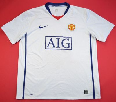 2006-08 MANCHESTER UNITED SHIRT XL