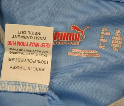2007-08 COVENTRY CITY FC SHIRT XL