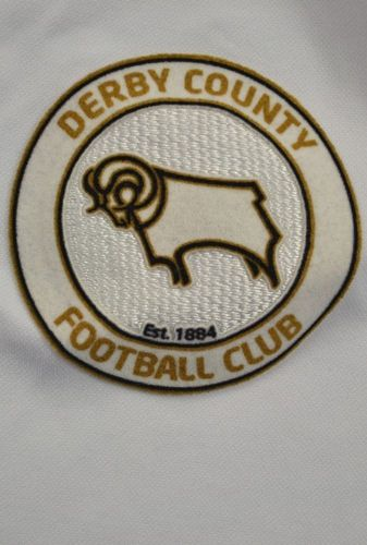 2007-08 DERBY COUNTY FC SHIRT L