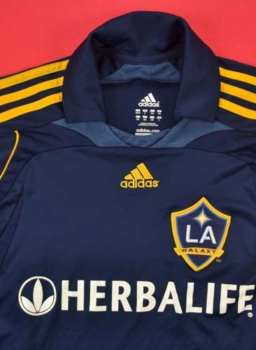 2008-09 LOS ANGELES GALAXY SHIRT M. BOYS