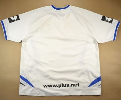 2008-09 SHEFFIELD WEDNESDAY SHIRT XXL