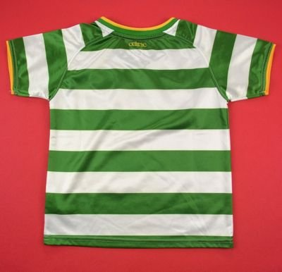 2008-10 CELTIC SHIRT SIZE 5/6 YEARS