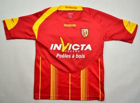 2009-10 RACING LENS SHIRT M. BOYS 140 CM
