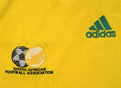2009-11 SOUTH AFRICA SHIRT S