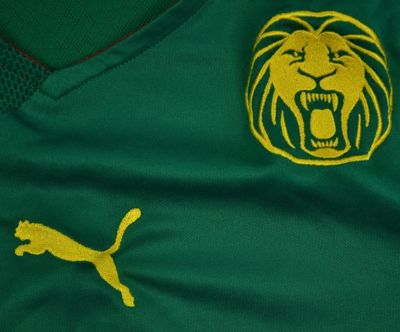 2010-11 CAMEROON SHIRT S