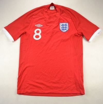 2010-11 ENGLAND *LAMPARD* SHIRT S