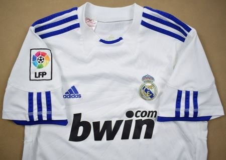 2010-11 REAL MADRID *RONALDO* M. BOYS 152 CM