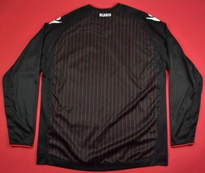 2010-11 SHEFFIELD UNITED FC SHIRT S