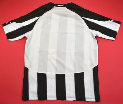 2010-2011 NEWCASTLE UNITED SHIRT S
