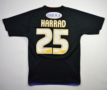 2011-12 BURY F.C *HARRAD*SHIRT L. BOYS