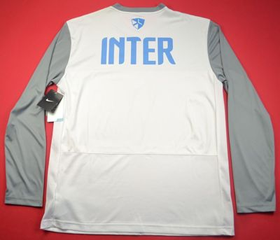 2011-12 INTER MILAN SHIRT XL