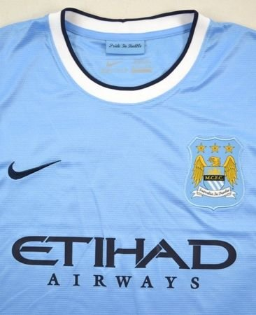 Manchester City Shirtl Football Soccer Premier