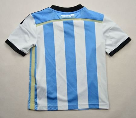 2013-15 ARGENTINA SIZE 4-5 YRS 110 CM