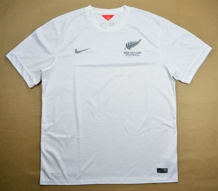 2014-15 NEW ZELAND SHIRT XL