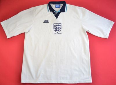 90'S ENGLAND SHIRT XL