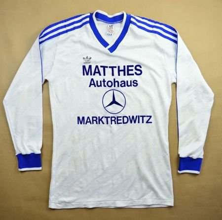 ADIDAS MADE IN WEST GERMANY LONGSLEEVE SHIRT M