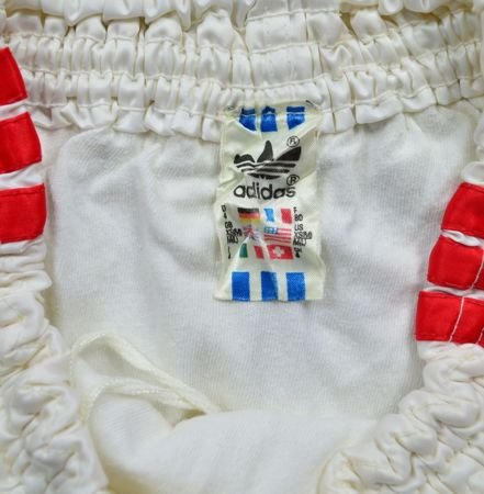 ADIDAS MADE IN WEST GERMANY SHORTS XS