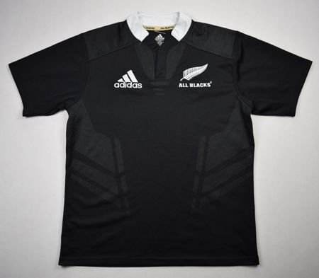 ALL BLACK NEW ZEALAND RUGBY ADIDAS SIZE 160 CM