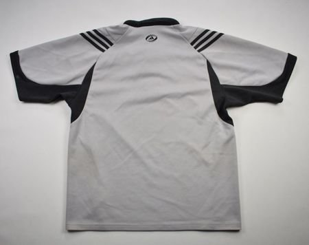 ALL BLACKS  NEW ZELAND RUBY ADIDAS SHIRT M