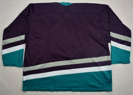 ANAHEIM DUCKS NHL PRO PLAYER SHIRT XXL