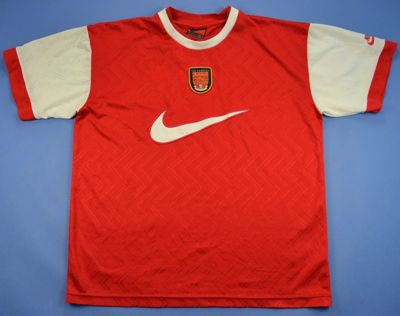 ARSENAL LONDON SHIRT JERSEY XXL