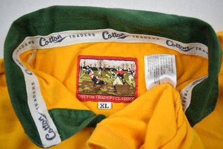 AUSTRALIA RUGBY COTTON TRADERS LONGSLEEVE XL