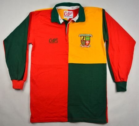 AUSTRALIA WALES RUGBY COTTON TRADERS SHIRT M