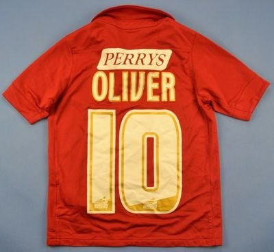 BARSNLEY *OLIVER* SHIRT SIZE 6/7 YEARS