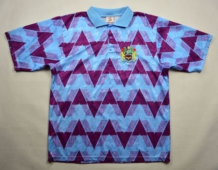 BURNLEY FC SHIRT XL