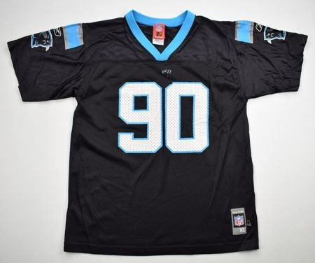 CAROLINA PANTHERS *PEPPERS* NFL SHIRT XL. BOYS