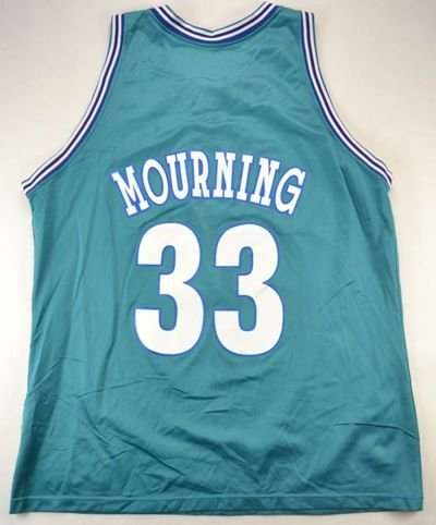 CHARLOTTE HORNETS NBA *MOURNING* CHAMPION SHIRT XL