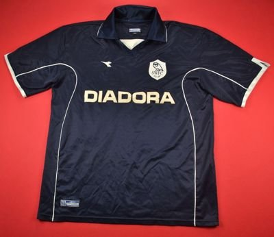 DIADORA SHEFFIELD WEDNESDAY FC GREAT SHIRT JERSEY SIZE 42/44''