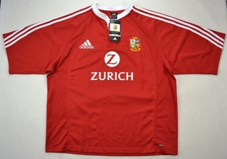 FOUR NATIONS CUP RUGBY ADIDAS SHIRT XXL