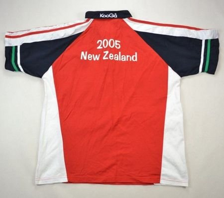 FOUR NATIONS CUP RUGBY KOOGA SHIRT L