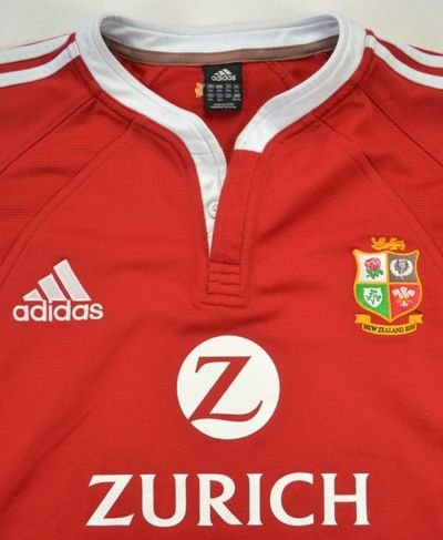 FOUR NATIONS RUGBY ADIDAS SHIRT XXL